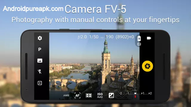 camera fv 5 apk full version