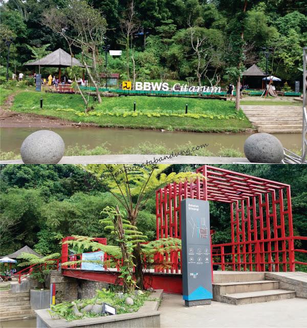 Taman Teras Cikapundung, Wisata Edukasi Murah dan Menyenangkan