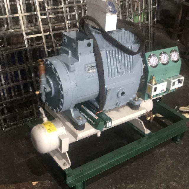 Cụm máy nén dàn ngưng  mitsubishi 10HP