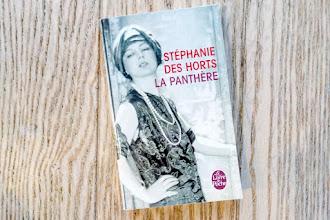 Lundi Librairie : La panthère - Stéphanie des Horts