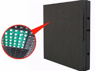 màn hình led p3 cabinet outdoor sử dụng ngoài trời