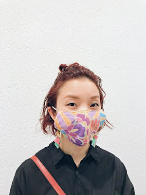 手作り布マスク