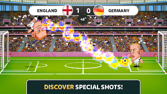 euro 2016 head soccer hile apk indir