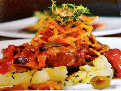 Gambar Resep Daging Kambing Shank Dengan Kentang