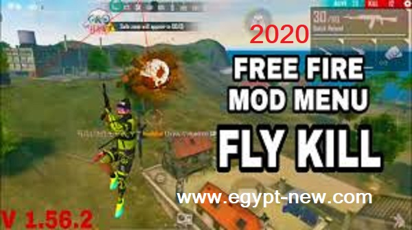 FLY KILL || 100% RANK WORK || FFH4X NEW UPDATE || FREE FIRE HACK 1.56.2 FULL ANTIBAN #MODMENUFFH4X 2020