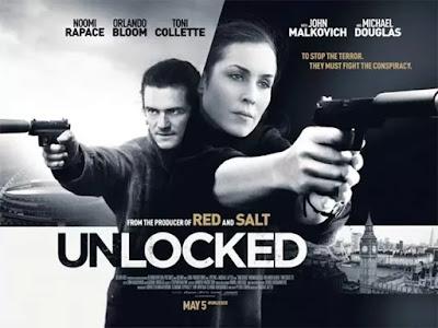 Unlocked - Banner & Trailer