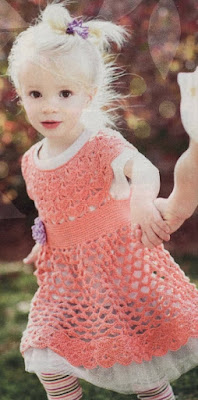 crochet baby dress, crochet dress, crochet patterns, free baby crochet patterns, free crochet baby patterns, lacy crochet baby dress pattern, vintage crochet baby dress pattern,