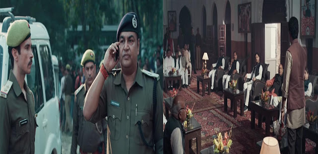 Ashram-web-series-review