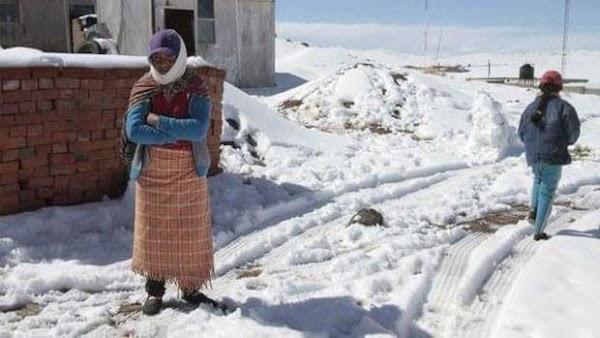 URGENTE: Frio Extremo En Perú Hasta -15 Centígrados .