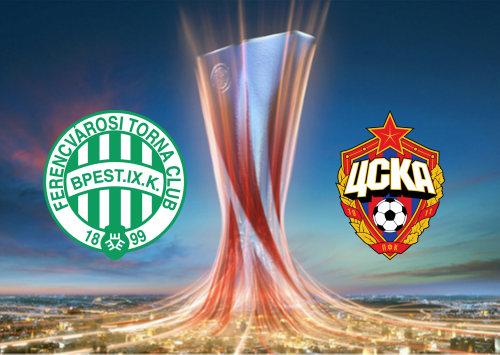 Ferencvaros vs CSKA Moscow -Highlights 7 November 2019