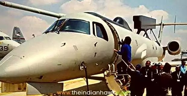 DRDO's Airborne Early Warning and Control System (AEW&C)