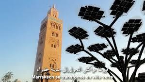"""Vidéo - Le projet """"Turning green"""" d'un marocain primé à la COP23"""