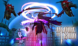 Download Blade of God v1.0.15.197 Apk | Android Games [RPG]