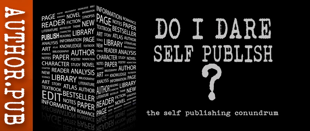 Author.Pub Do I Dare Self Publish?