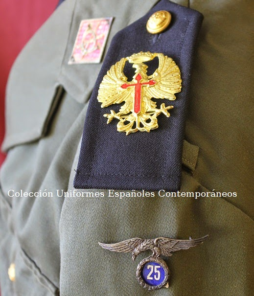 Uniformes españoles contemporáneos del ejército español ...