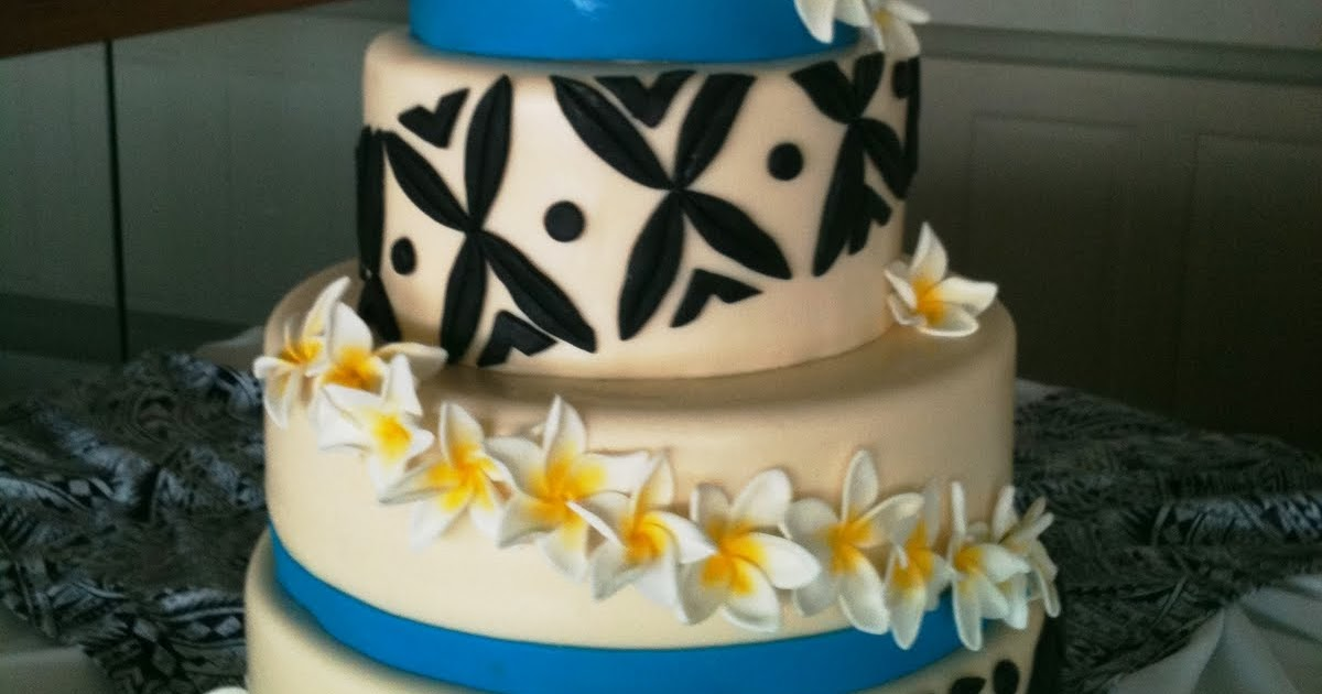 samoan wedding cakes flour designs non traditional wedding cakes awesome 19639