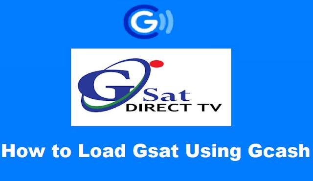 How to Load Gsat Using Gcash