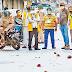 लॉकडाउन कानपुर:- बजरिया में पुलिस पर पथराव कर जानवर छोड़ने में 150/200 लोगों पर मुकदमा, दस गिरफ्तार