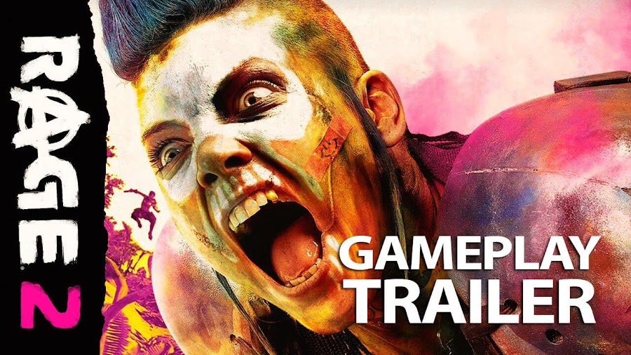 rage 2 fps gameplay trailer