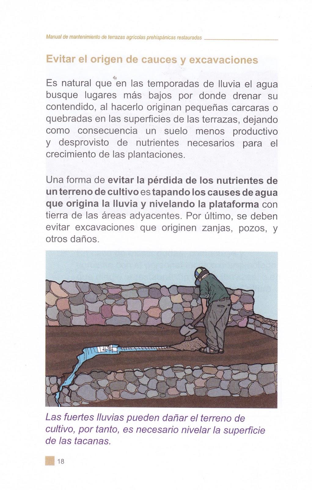 Reportes De Arqueología De Bolivia Manual De Mantenimiento