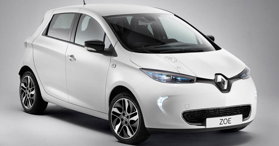 renault zoe star wars edition is french for the millennium. Black Bedroom Furniture Sets. Home Design Ideas