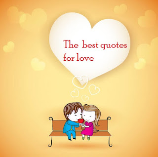 The best quotes for love