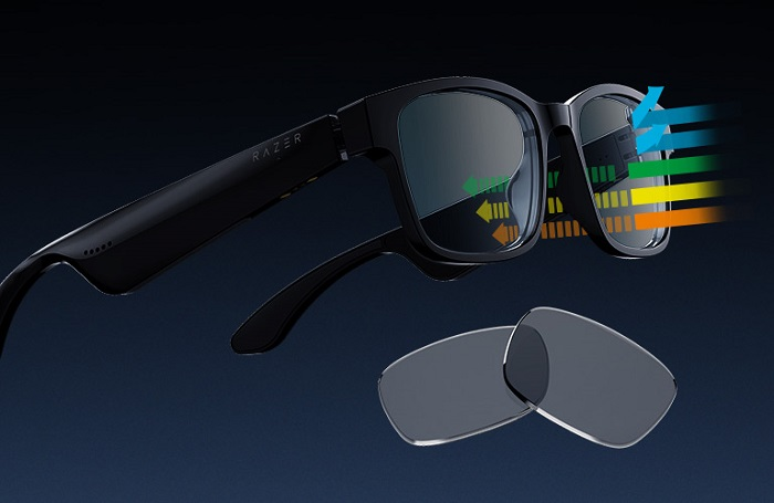 Razer Anzu Smart Glasses Blue Light Lenses
