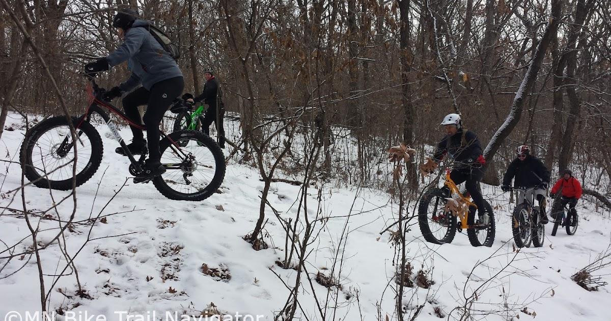 MN Bike Trail Navigator: Winter '16-'17 MN Fatbike Events