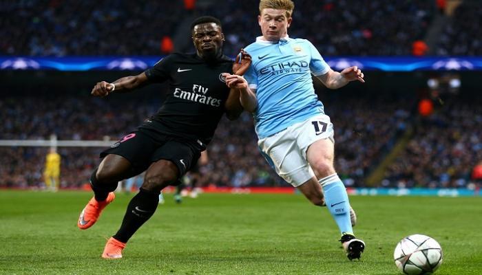 موعد مباراة باريس سان جيرمان ومانشستر سيتي في لقاء اياب نصف نهائي دوري ابطال اوروبا