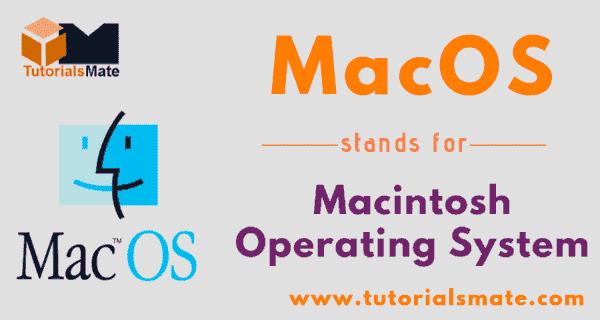 MacOS Full Form
