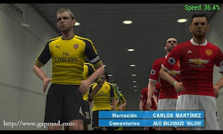 Download Pro Evolution Soccer PES 2017 Seba Lorenzo ISO Android