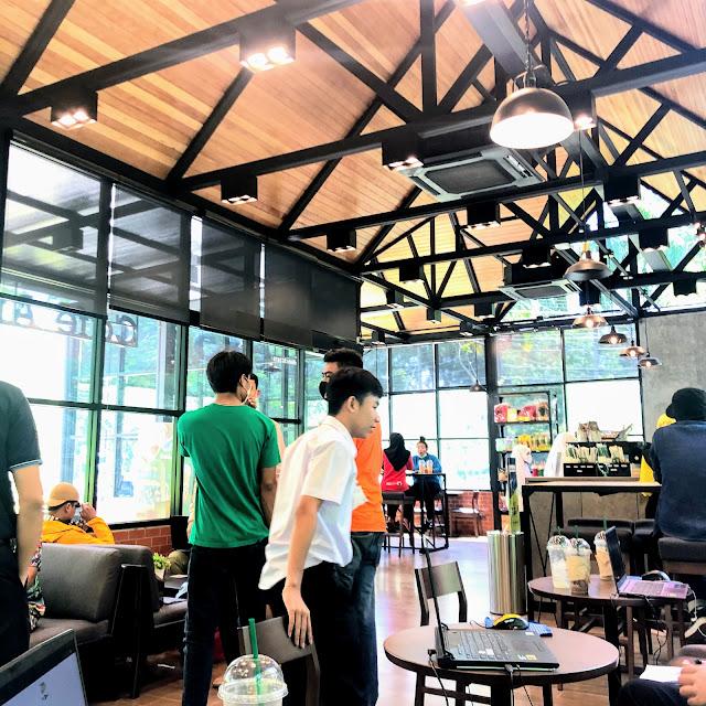 Cafe Amazon ณ ม.อ.ปัตตานี