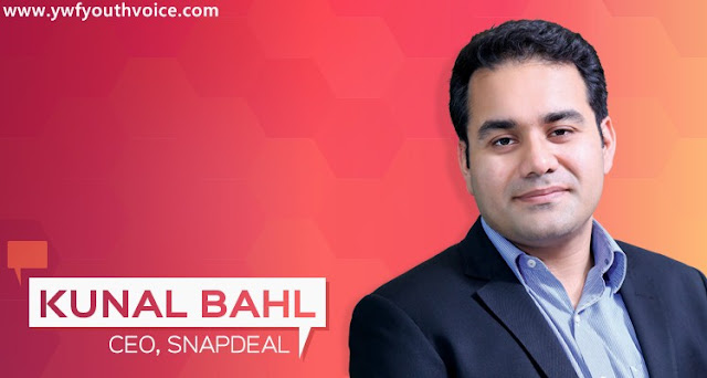 New Snapdeal Logo Image, CEO Snapdeal Kunal Bahl invested Rs 200 crores in rebranding