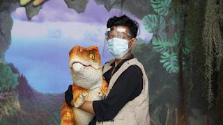 Ada Baby Dinosaurus Di Dufan Ancol!!!