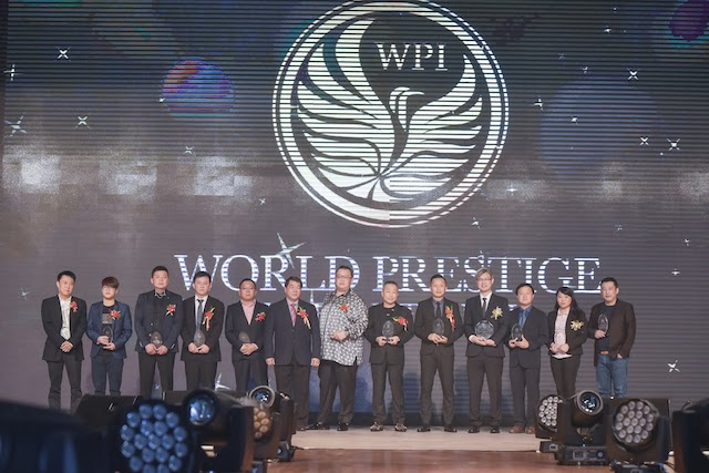 VIPs and dignitaries from World Prestige International
