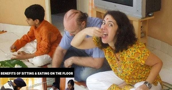 Awesome Quotes Science Behind Indian Culture Of Sitting
