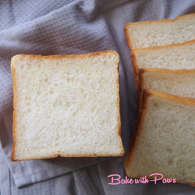 Soft Sourdough White Bread (Sourdough Shokupan)