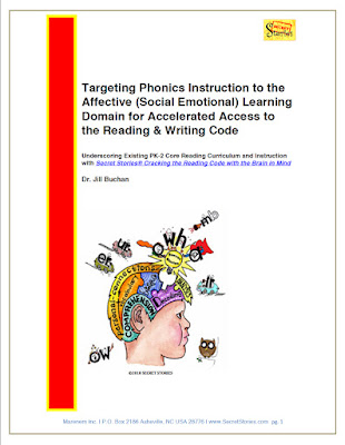 Secret Stories® Phonics Instruction White Paper Research