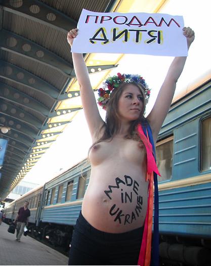 Supporters Youtube Ukraine Woman 44