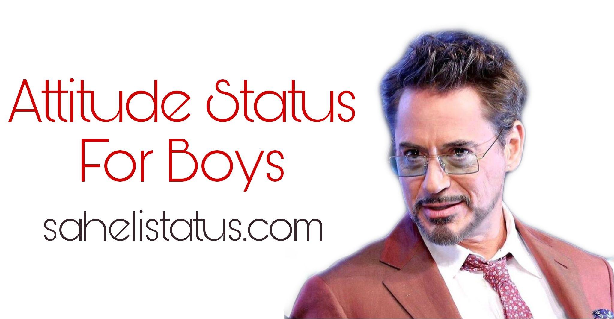 Attitude Status for Boys, Attitude Status Hindi, Attitude status two Line, Attitude Status 2021