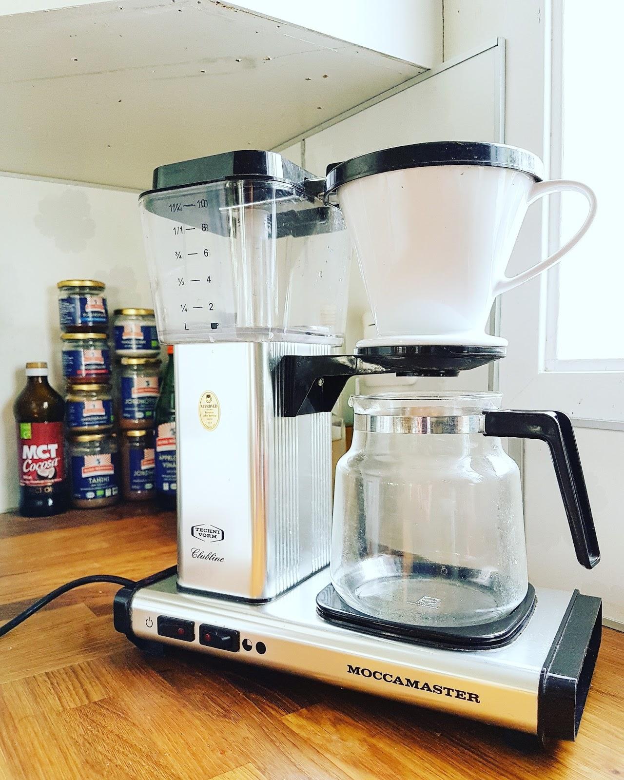 hur avkalkar man en kaffebryggare
