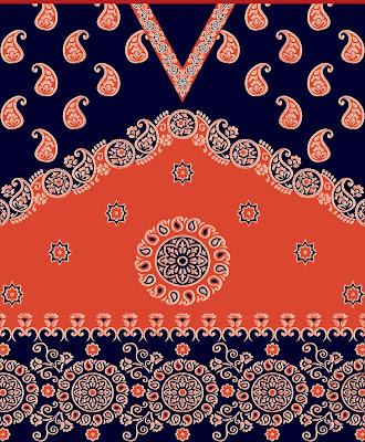 Lavanya-Geometric-Textile-Kaftan-28