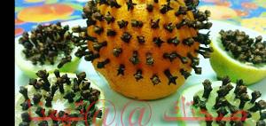 طريقة طرد الذباب المنزلى نهائيا -الليمون بالقرنفل