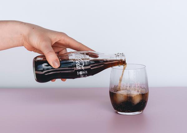 dampak buruk Minuman Bersoda Bagi Anak