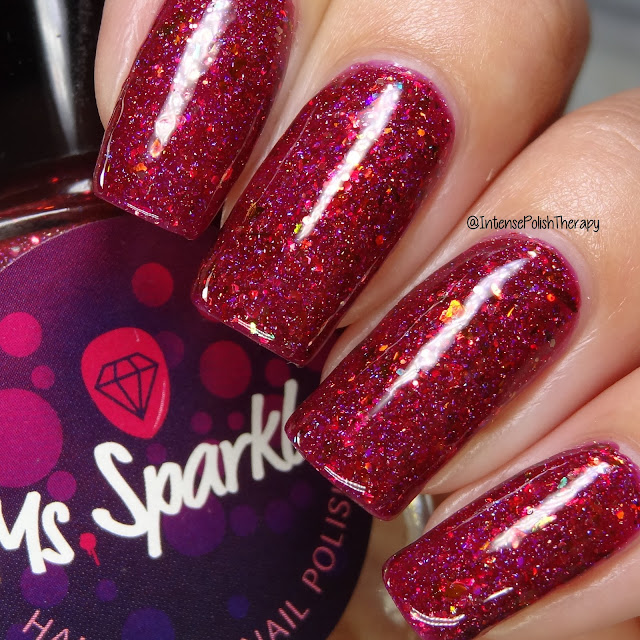 Ms. Sparkle - Arcane Dragon
