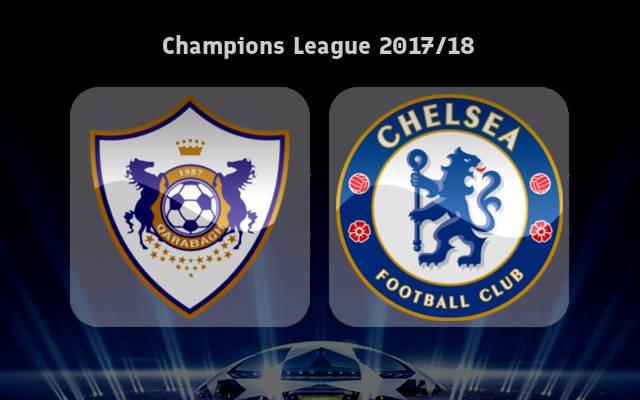 Champions League! Qarabag FC vs Chelsea on Wednesday, @6pm (Predict Here)