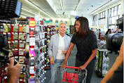Michelle Obama And Ellen DeGeneres Get Into All Kinds Of Trouble Shopping