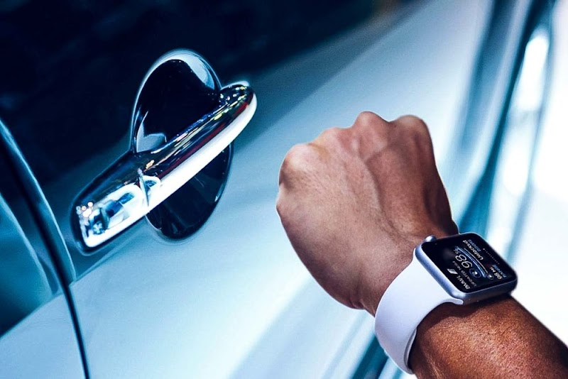 Adiós a la llave. A partir de ahora, abre la puerta de tu auto con tu teléfono