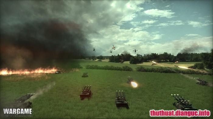 Game Wargame European Escalation