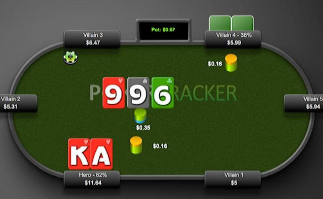 Micro stakes poker strategy